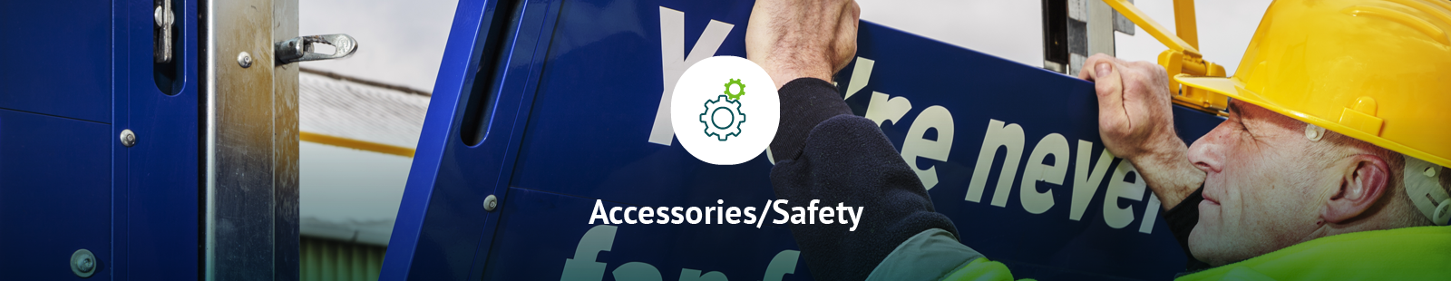 Accessories and Safety Equipment