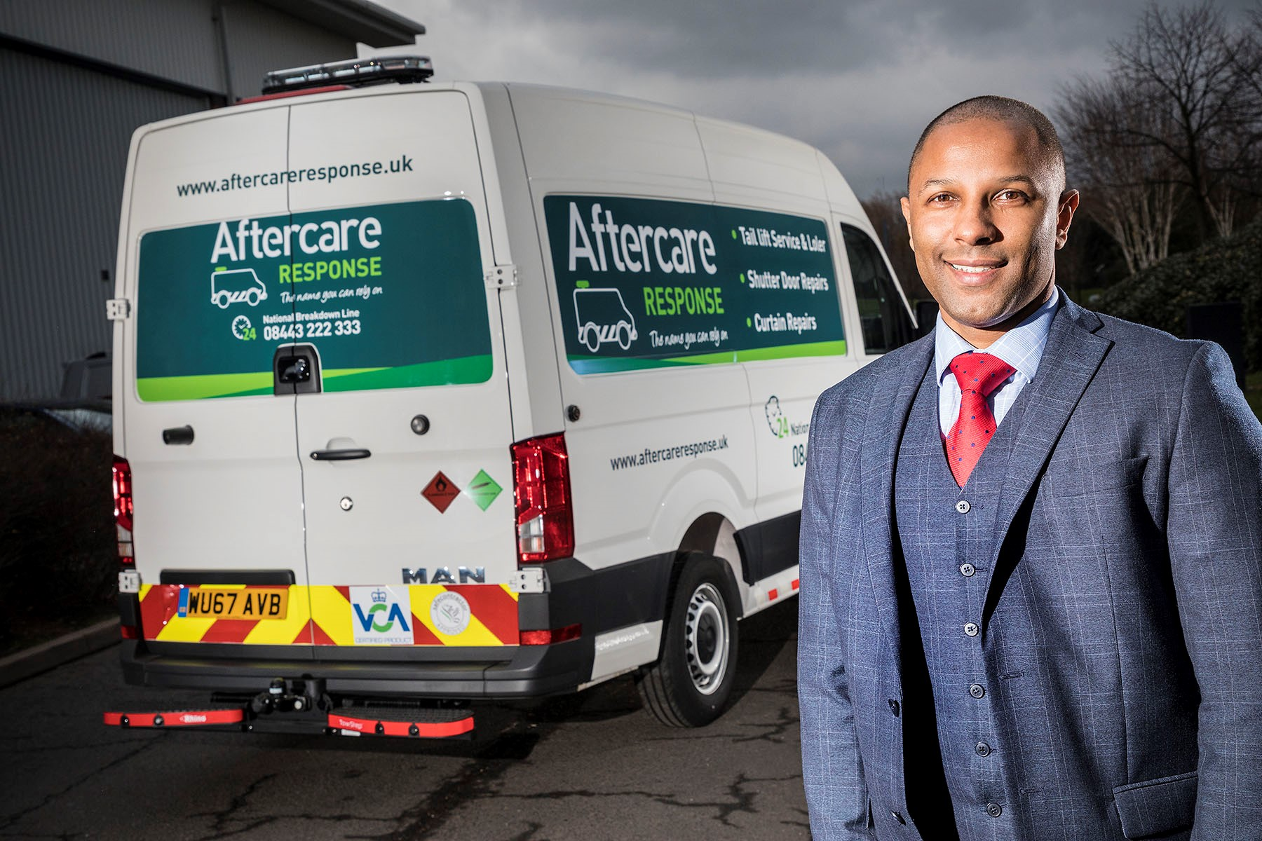 Dean spearheads Aftercare Response's drive for new business