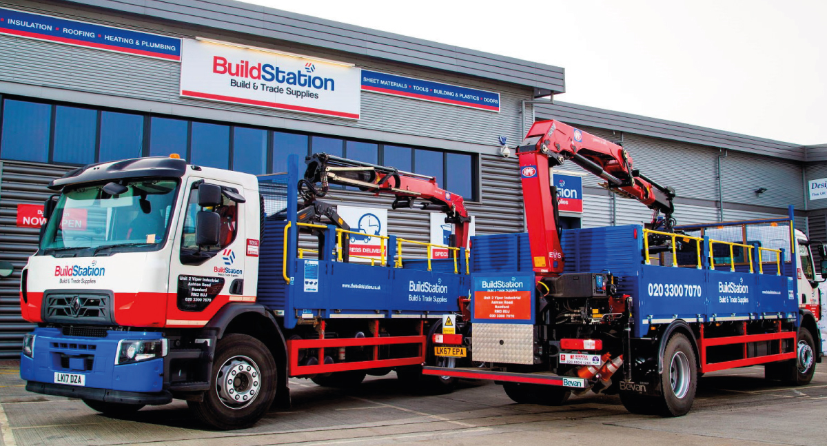 Fast-growing BuildStation hits the heights in partnership with BRS and Bevan Group