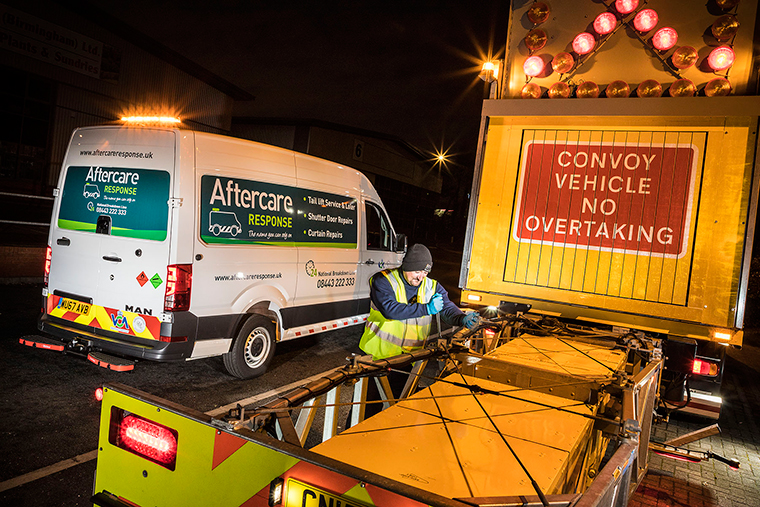 Highway Care teams up with Aftercare Response to offer industry-leading back-up